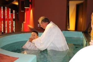 cade's baptism