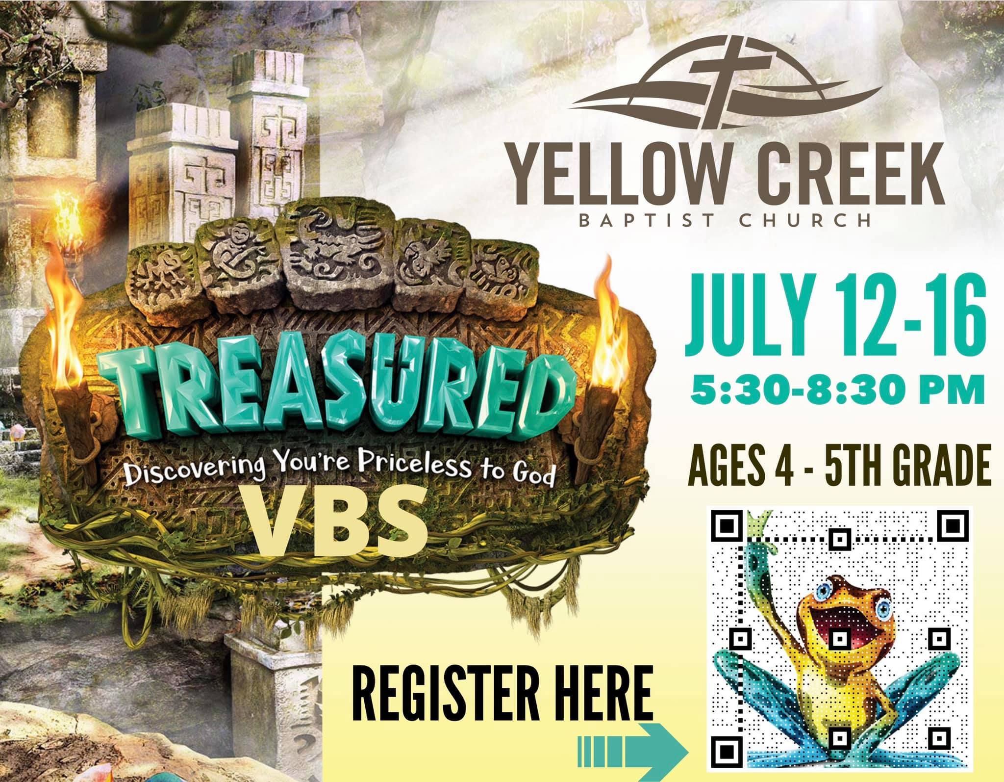 VBS sign-up ad